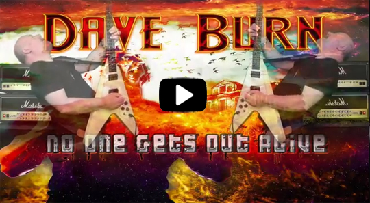 No-One Gets Out Alive - Dave Burn